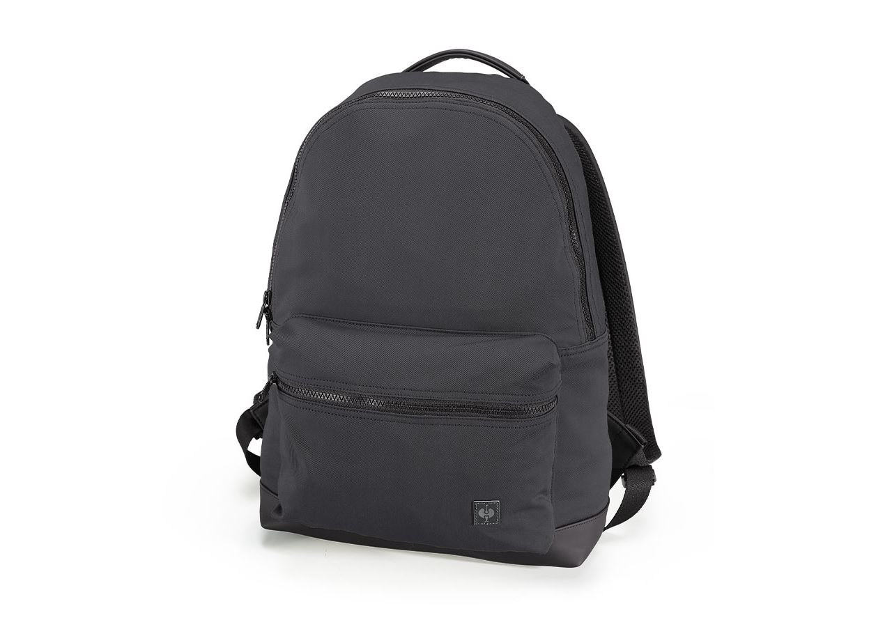 Accessories: Backpack e.s.motion ten + oxidblack