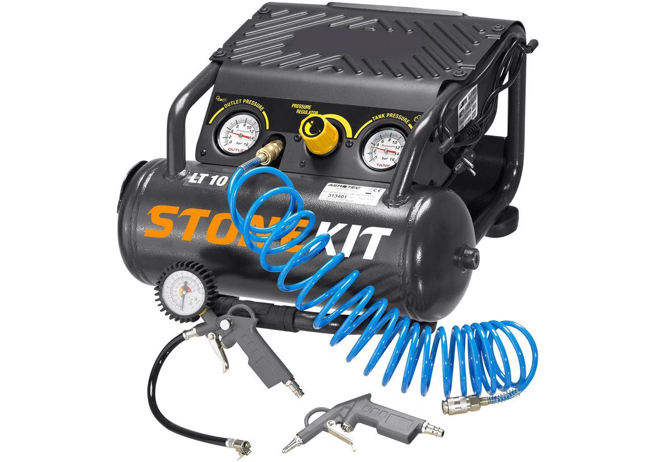 Outils électriques: Compresseur de montage 200 STONEKIT