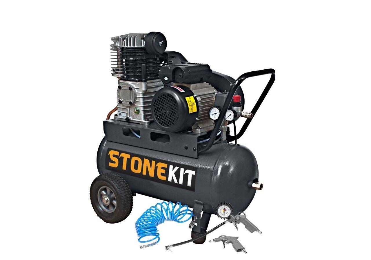 Outils électriques: STONEKIT Compresseur d'atelier 550V