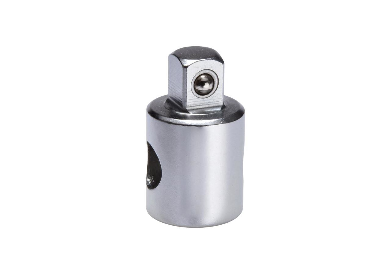 Socket wrench: e.s. Sliding head adapter 1/4