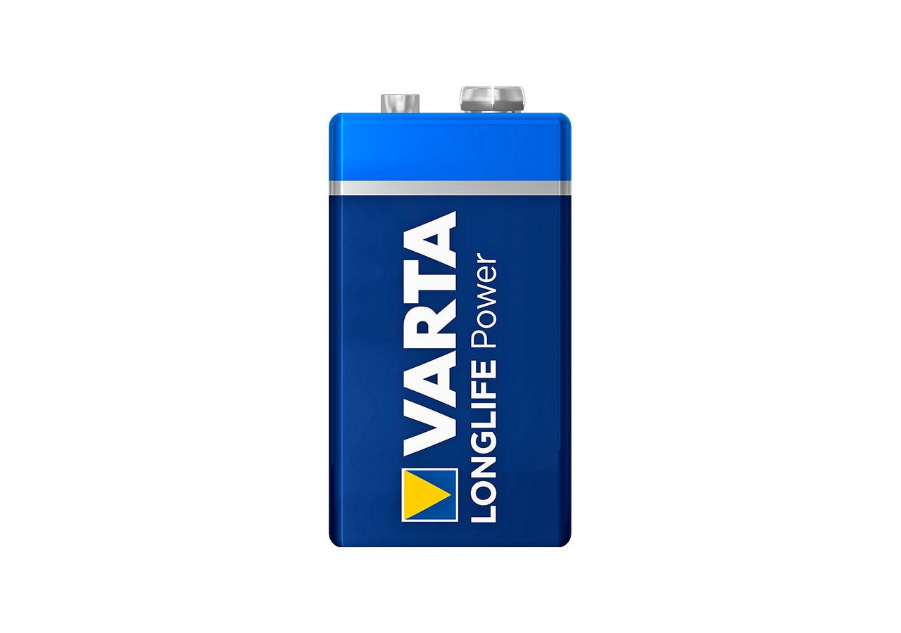 Electronics: VARTA-batteries