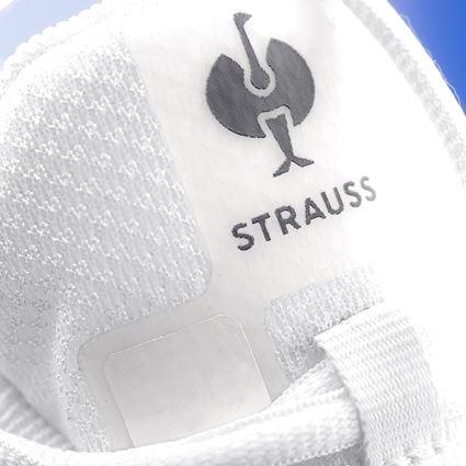 Other Work Shoes: Allround shoe e.s. Bani + white 2