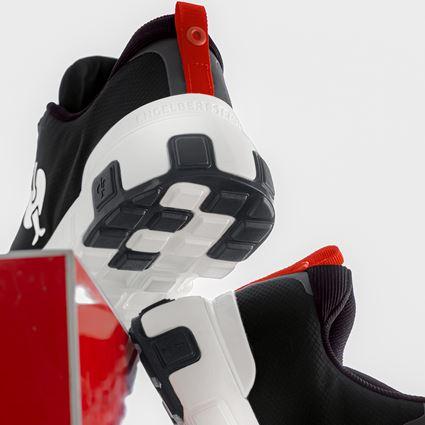 Other Work Shoes: Allround shoe e.s. Bani + black/white 2