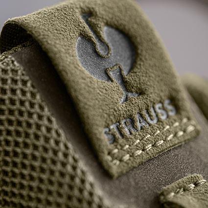 O1: O1 Work shoes e.s. Keran + mudgreen 2