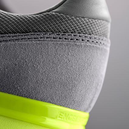 O1: O1 Work shoes e.s. Kitulo + pearlgrey/high-vis yellow 2