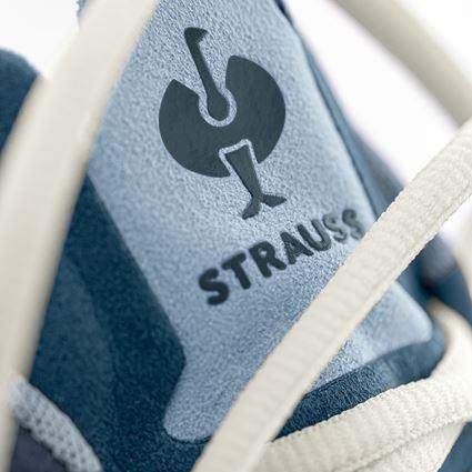 O1: O1 Work shoes e.s. Chete + ironblue/chalkblue 2