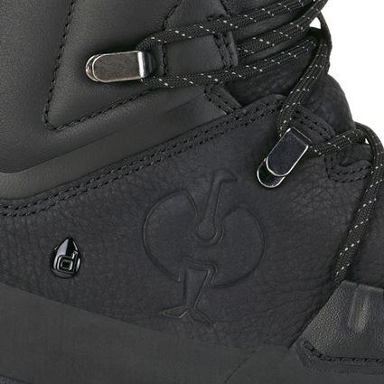 O2: O2 Work shoes e.s. Ruma mid + black 2