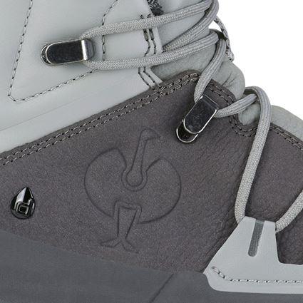 O2: O2 Work shoes e.s. Ruma mid + anthracite 2