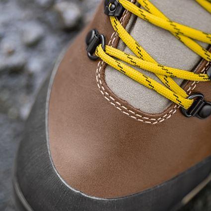 O2: O2 Work shoes e.s. Darak II + bark/ash/wheat 2