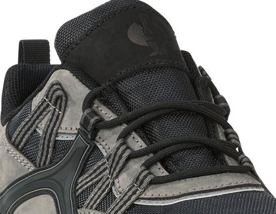 S1: e.s. S1 Safety shoes Pallas low + cement/black 2