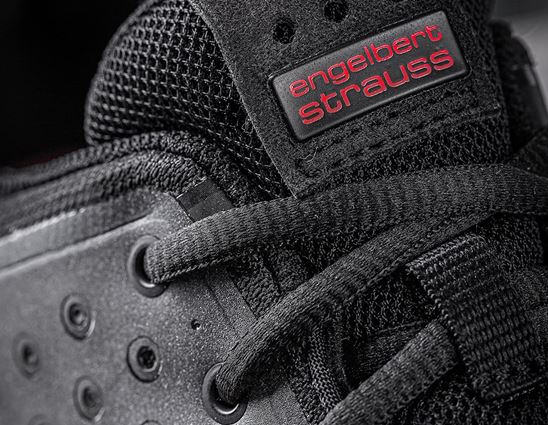 S1: e.s. S1 Safety shoes Hades + black 2