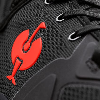 S1: S1 Safety shoes e.s. Manda + black/red 2