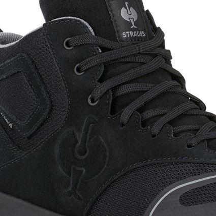 S1: S1 Safety boots e.s. Vasegus II mid + black 2
