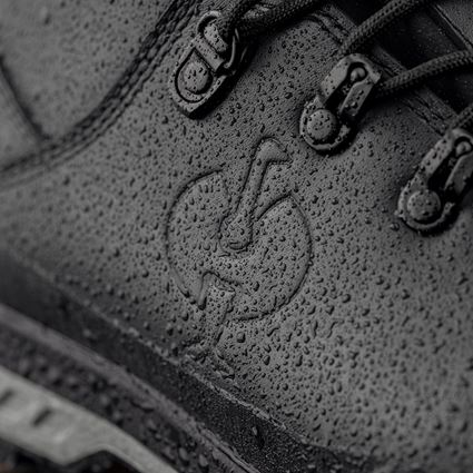 S2: e.s. S2 Forestry safety boots Triton + black 2