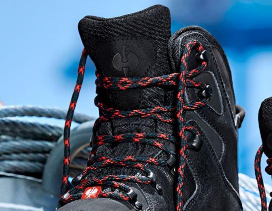S3: e.s. S3 Chaussures hautes de sécurité Siom-x12 mid + noir 2