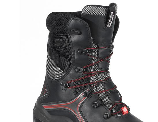 S3: e.s. S3 Safety boots Pollux + black/red 2