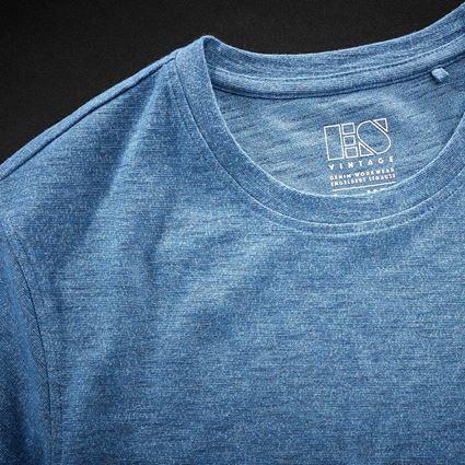 Shirts, Pullover & more: T-Shirt e.s.vintage + arcticblue melange 2