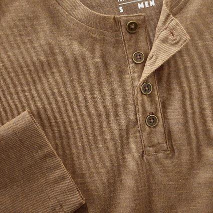 Shirts, Pullover & more: Long sleeve e.s.vintage + sepia melange 2