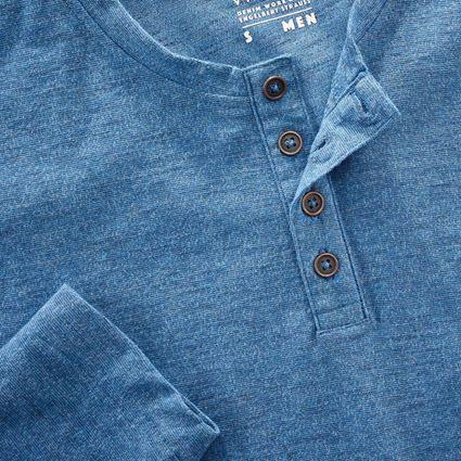 Shirts, Pullover & more: Long sleeve e.s.vintage + arcticblue melange 2