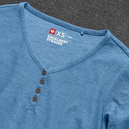 Shirts, Pullover & more: Long sleeve e.s.vintage, ladies' + arcticblue melange 2