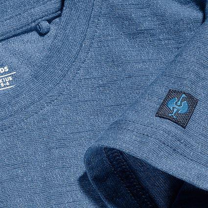 Shirts & Co.: T-Shirt e.s.vintage, Kinder + arktikblau melange 2