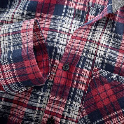 Shirts, Pullover & more: Check shirt e.s.vintage + red checked 2