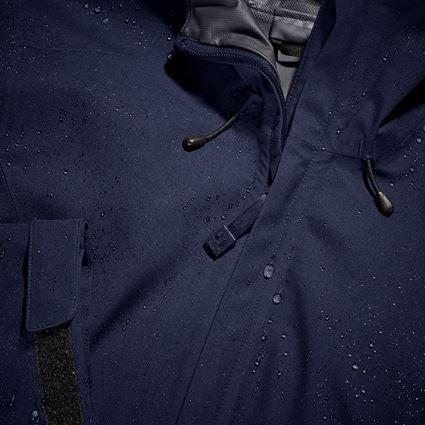 Work Jackets: e.s. Functional jacket CI, ladies' + navy 2