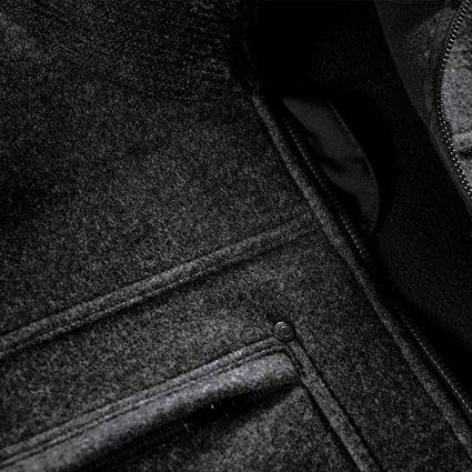 Vestes de travail: Veste Loden e.s.vintage + noir 2