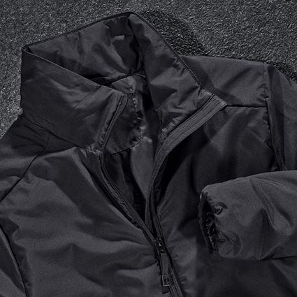 Work Jackets: e.s. Padded jacket CI + black 2