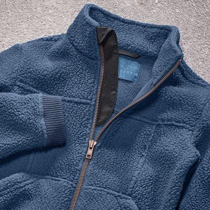 Jacken: Faserpelz Jacke e.s.vintage, Kinder + arktikblau 2