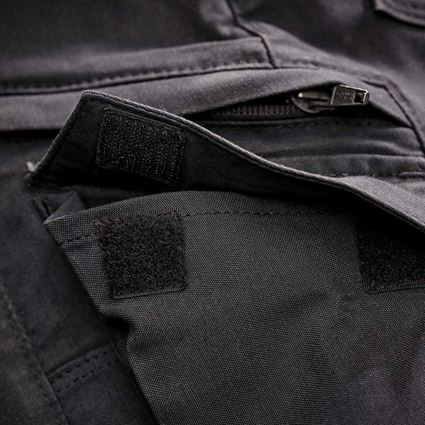 Work Trousers: Cargo trousers e.s.vintage, ladies' + black 2