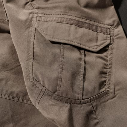 Trousers: Cargo trousers e.s. ventura vintage, children's + umbrabrown 2