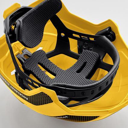 Schutzhelme: e.s. Arbeitshelm Protos® + gelb/schwarz 2