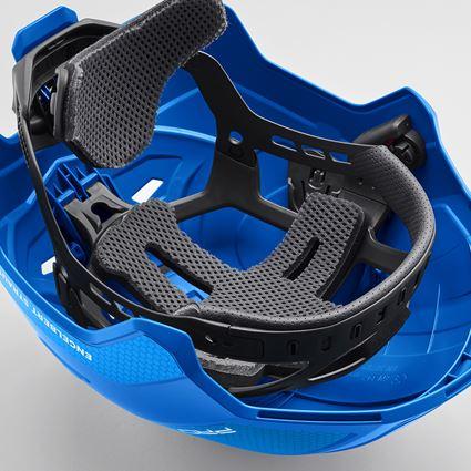 Hard Hats: e.s. Work helmet Protos® + blue/gentian blue 2
