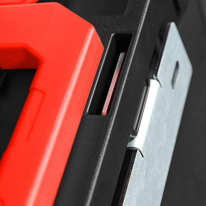 Werkzeugkoffer: Wandadapter STRAUSSbox 2