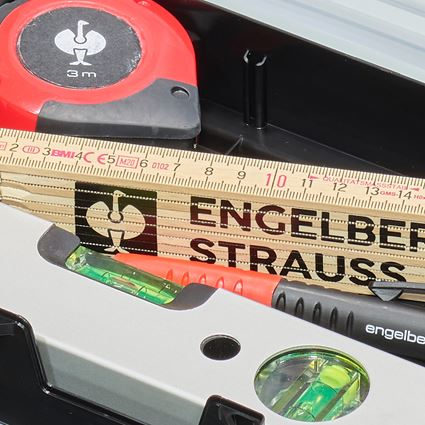 Tool Cases: Measuring tool set in STRAUSSbox mini 2
