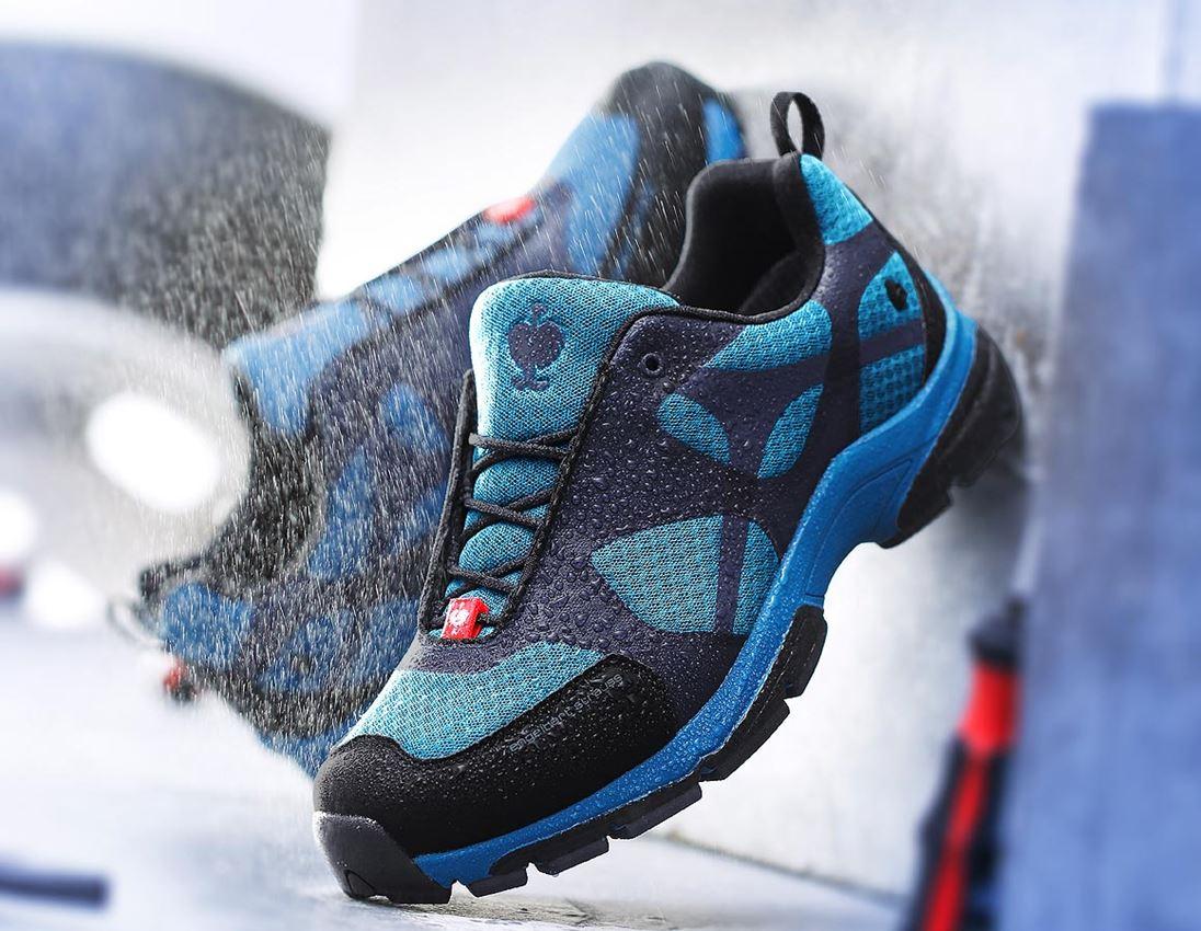 O2: e.s. O2 Work shoes Thebe + atoll/navy/black