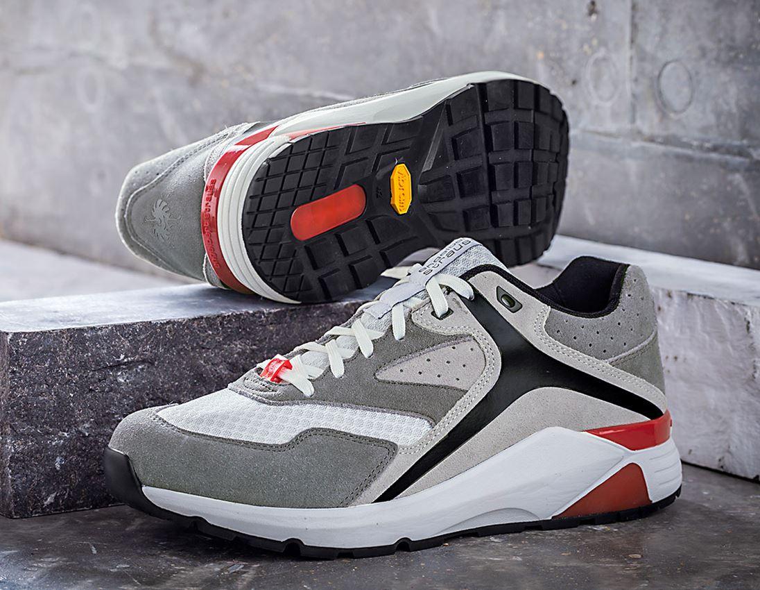 O1: e.s. O1 Work shoes Ptah + cement/oxidblack