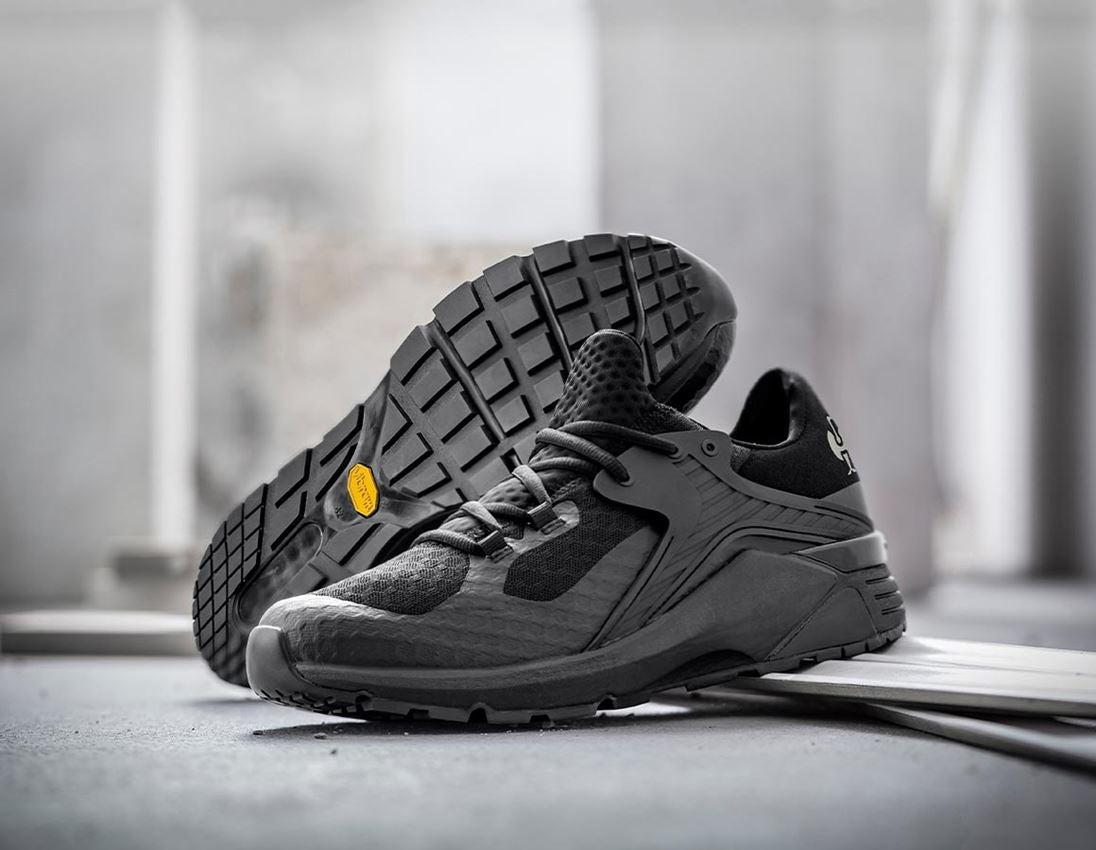 O1: e.s. O1 Work shoes Pietas + oxidblack