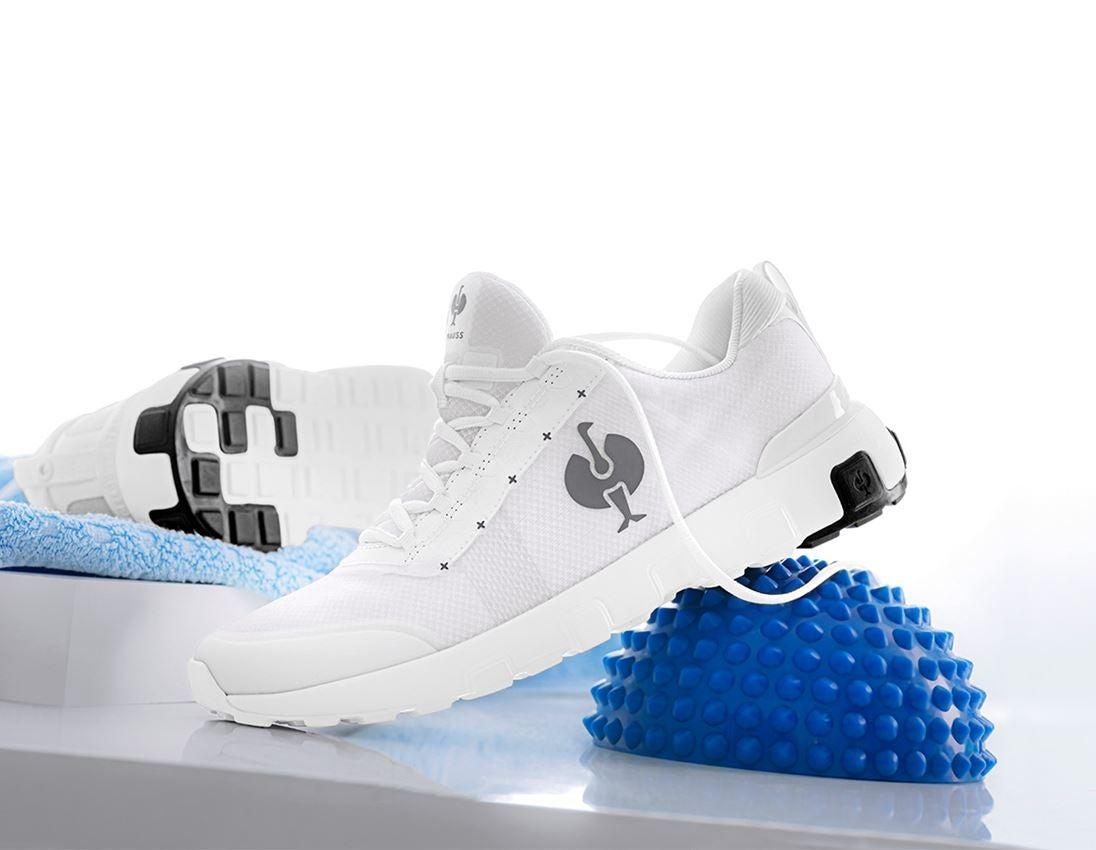 Other Work Shoes: Allround shoe e.s. Bani + white