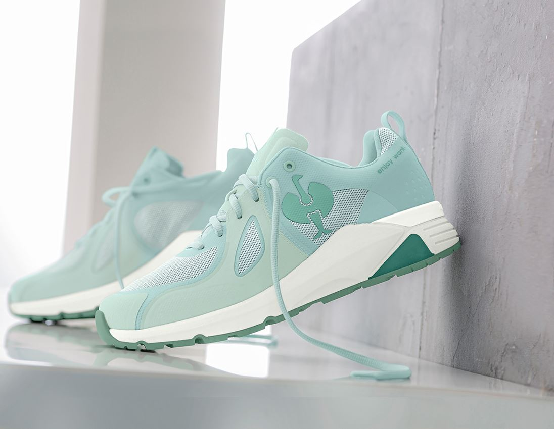 O1: O1 Work shoes e.s. Chete + retrogreen/malachitegreen