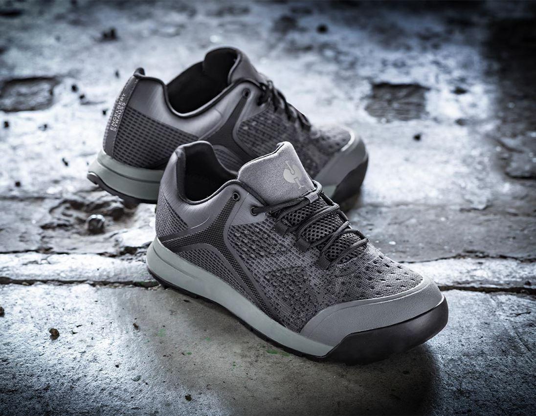 S1: e.s. S1 Safety shoes Arges + cement/aluminium