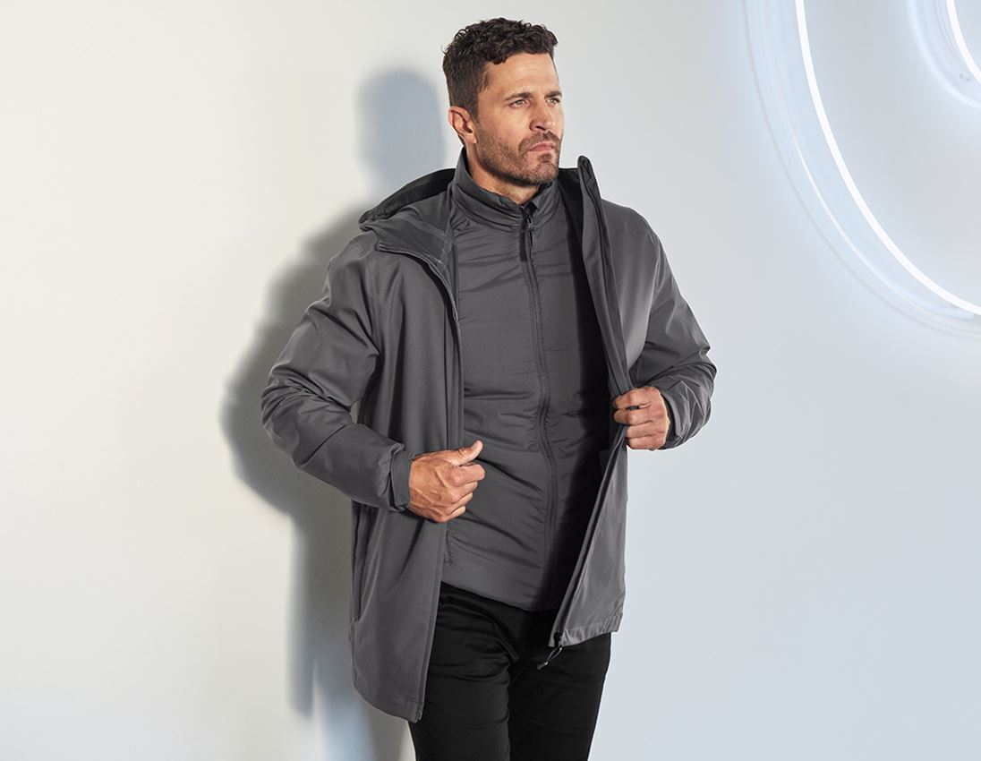 Work Jackets: e.s. Functional jacket CI + anthracite