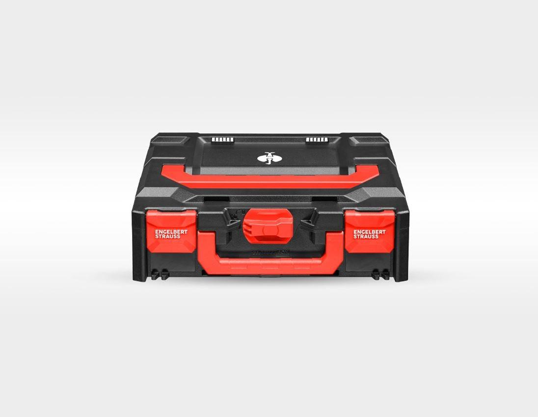 Mallette à outils: Kit de mousse à pistolet STRAUSSbox 340 midi