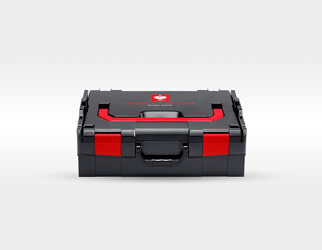 Tool Cases: e.s. Boxx 136  with Tool panels