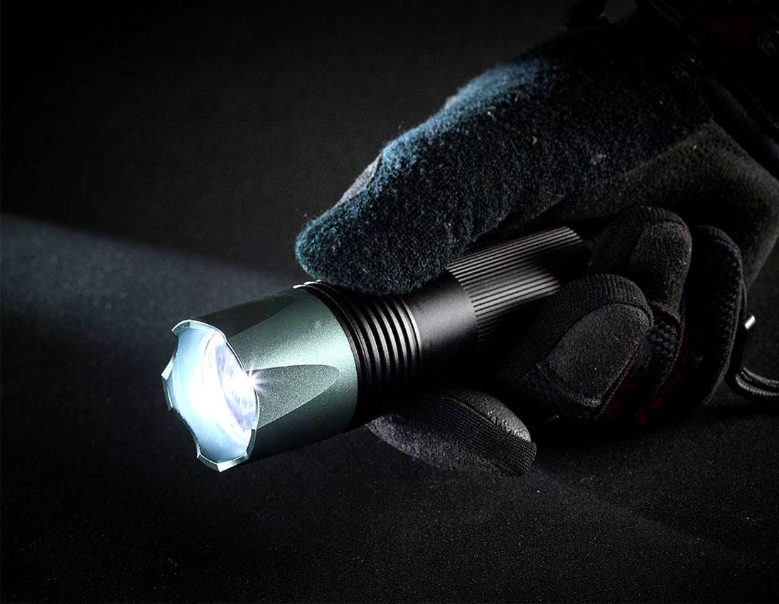 Lampen | Leuchten: e.s. LED-Akku-Stabtaschenlampe FL5