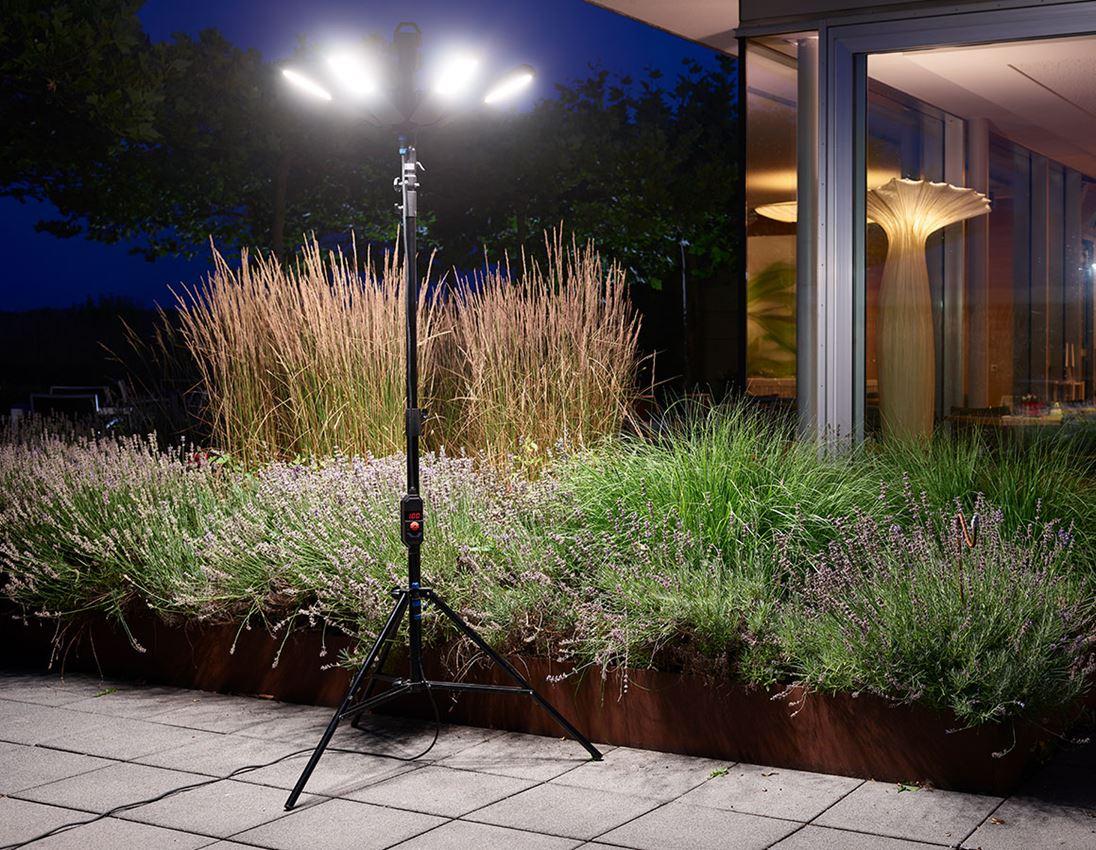 Lampen   Leuchten: LED Handwerker-Sonne 360