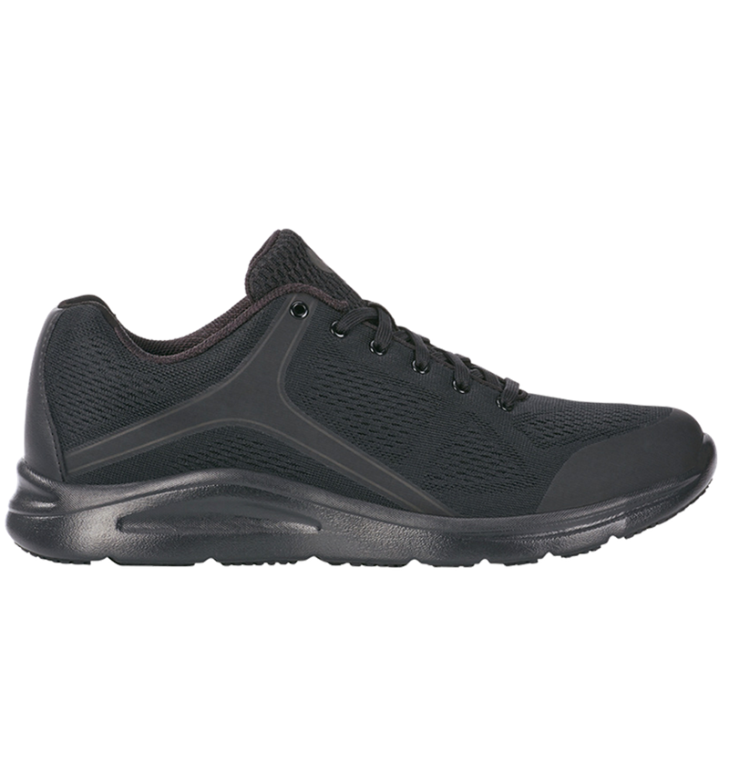 O1: e.s. O1 Chaussures professionnelles Asterope + noir