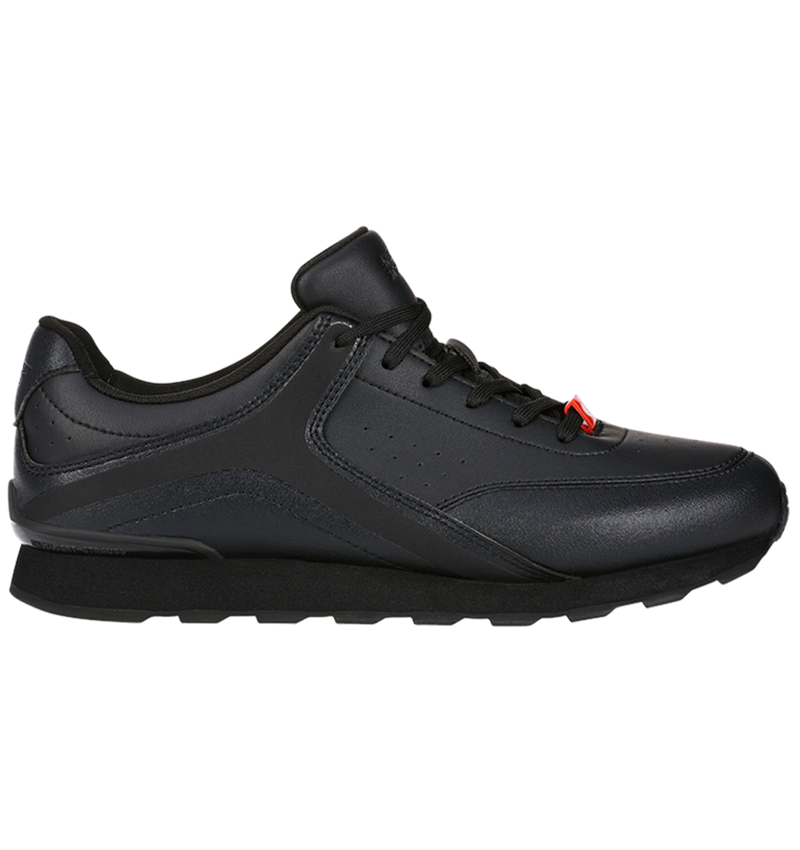 O1: e.s. O1 Work shoes Decrux + black