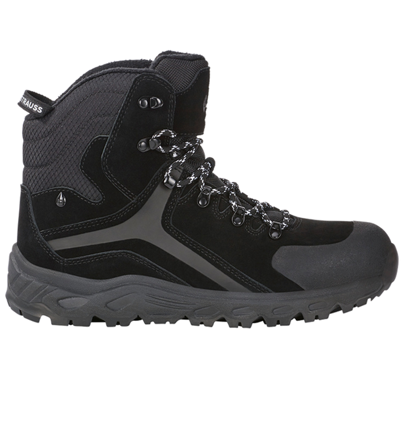 O2: e.s. O2 Work boots Culio + black